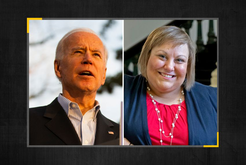 Democratic presidential candidate Joe Biden has endorsed Democrat Eliz Markowitz for Texas House District 28.
