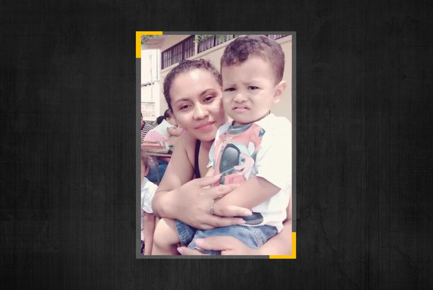 Idalia Yamileth Herrera Hernandez and her 21-month-old son, Iker Gael Cordova Herrera, died while attempting to cross the Rio Grande into Texas.