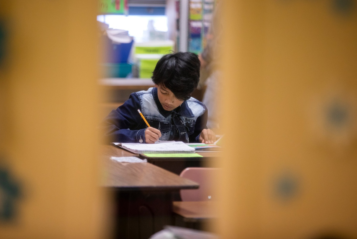 STAAR test must be taken in person, Texas says   The Texas ...