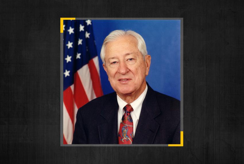 U.S. Representative Ralph Hall.