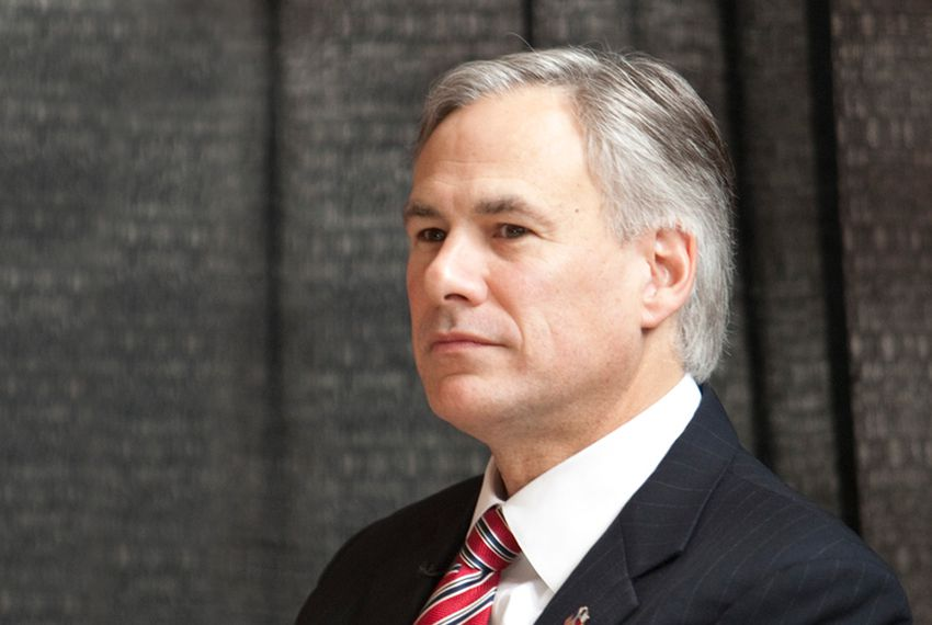 Texas Attorney General Greg Abbott