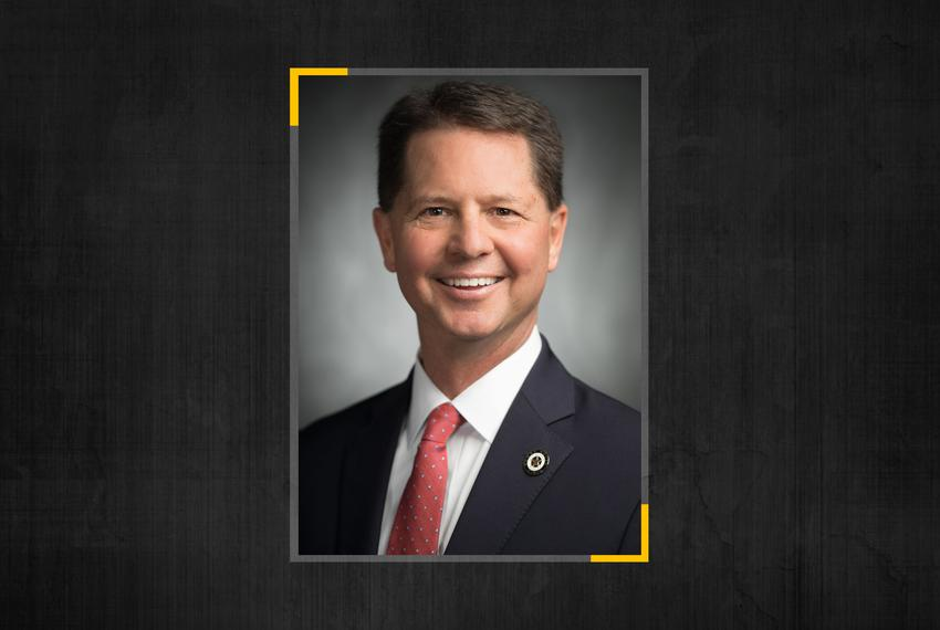 State Rep. Scott Sanford, R-McKinney, announced that he would not file for re-election on Sept. 19, 2021.