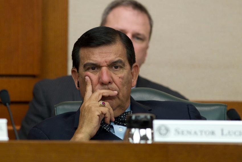 Texas Senator Eddie Lucio