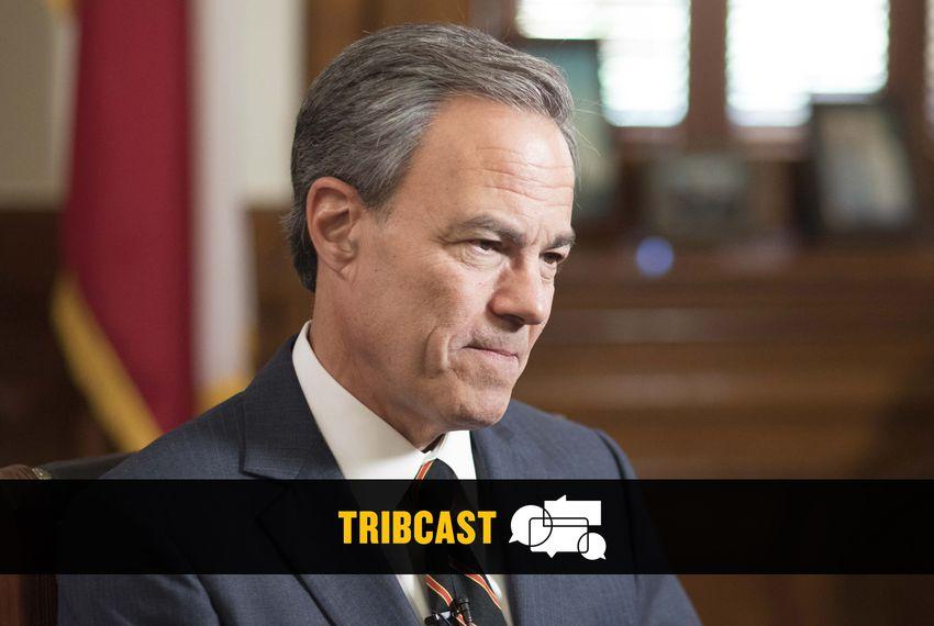Former Texas House Speaker Joe Straus.