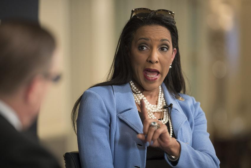 State Rep. Dawnna Dukes, D-Austin, says she's healthy enough to serve another term in the Texas House during a conversatio...