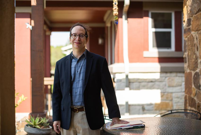 Dr. John Morán González, director of the Center for Mexican American Studies and associate professor at the English Departme…