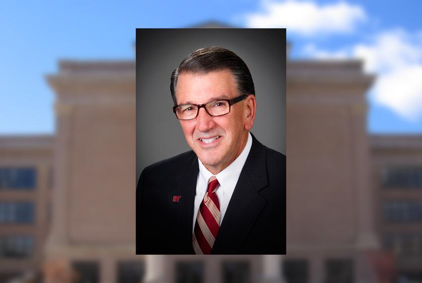 West Texas A&M University President Walter Wendler.