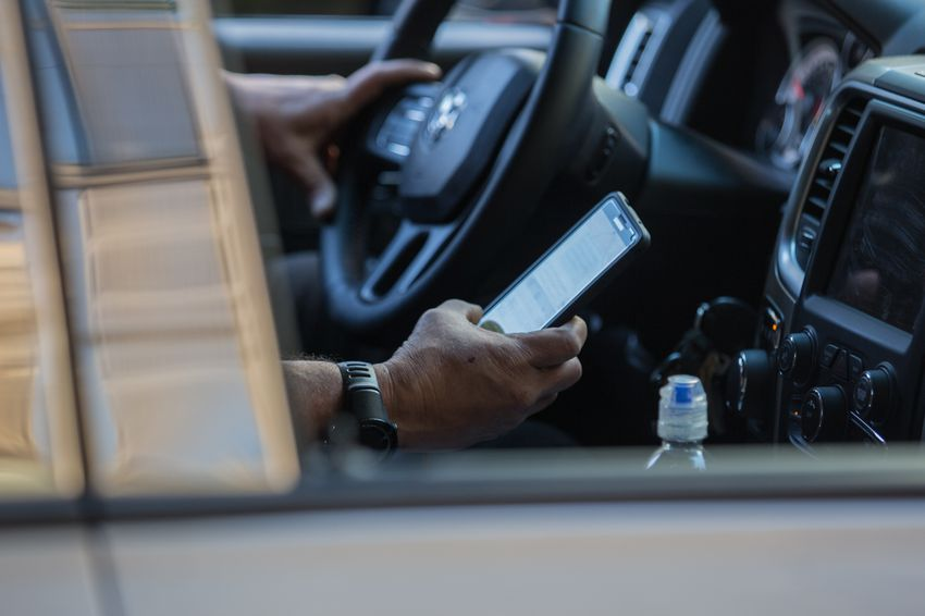 A statewide ban on texting while driving goes into effect Sept. 1, 2017.