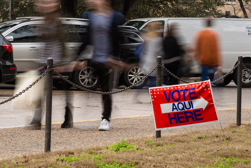 Turnout Low, One Stop Early Voting Ended Saturday