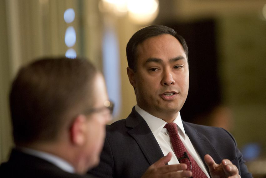 Texas Tribune Conversation with U.S Rep. Joaquin Castro May 31, 2017