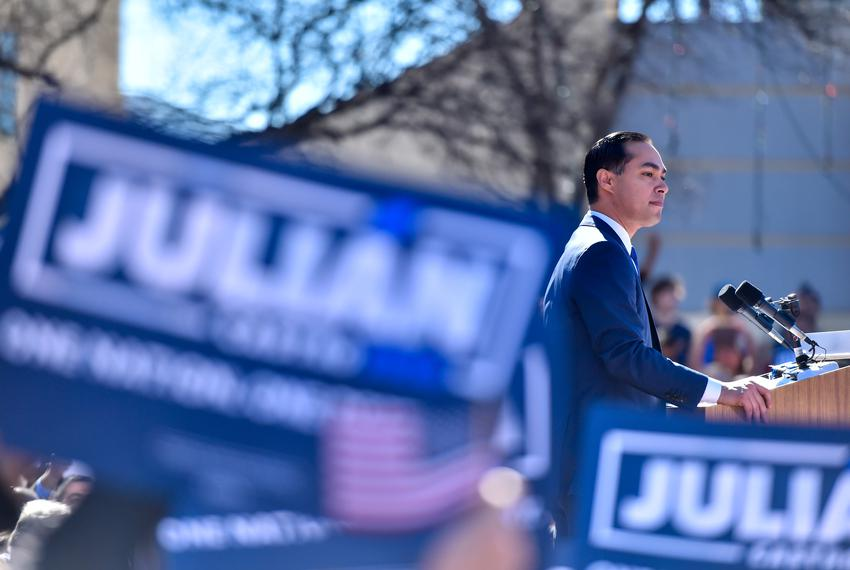 Julian Castro, the former Mayor of San Antonio and the former Director of House and Urban Development announced Saturday J...