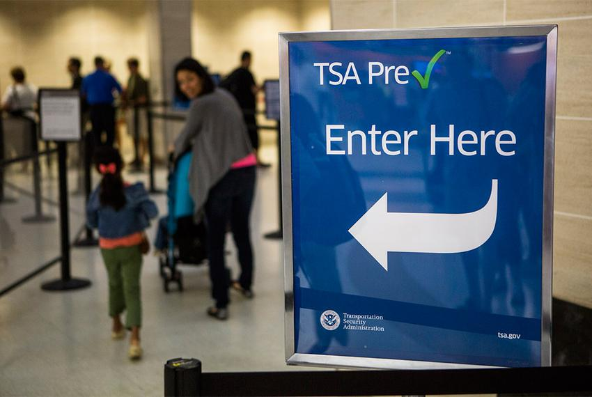 The San Antonio International Airport has TSA PreCheck lines, but there is no place in the city — or in Austin — to apply fo…