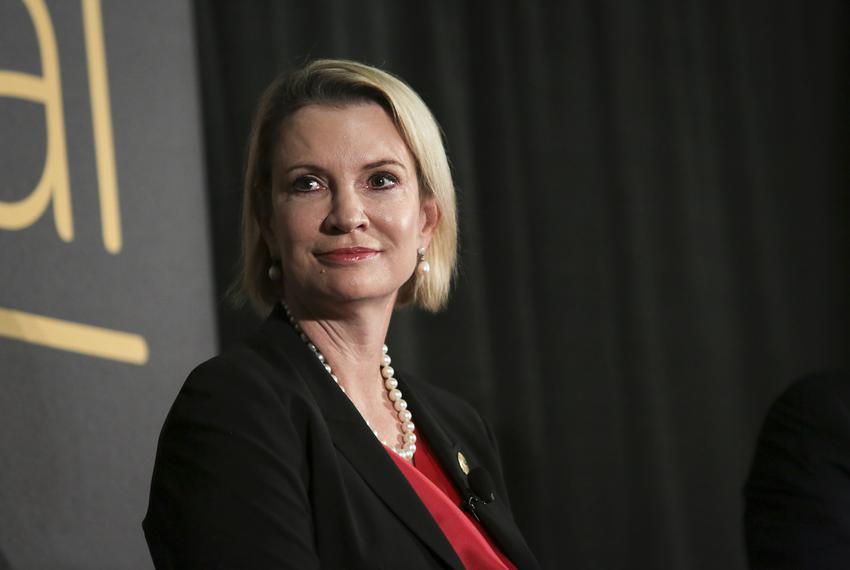 State Sen. Dawn Buckingham, R-Lakeway at the Texas Tribune Festival on Sept. 23, 2017.
