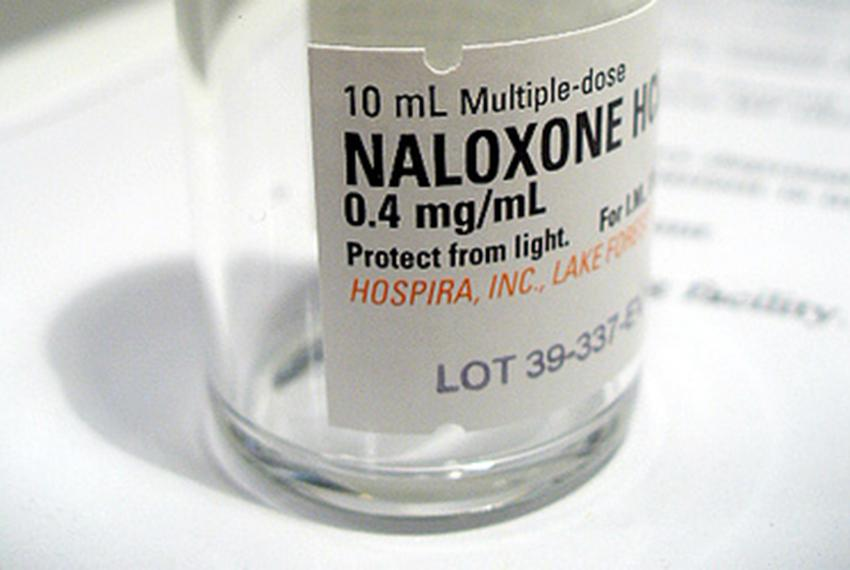 Naloxone is used to block the effects of opioids, especially in overdose.