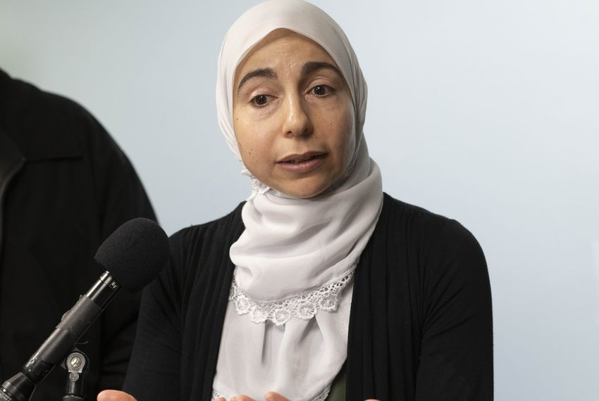 Bahia Amawi, a contractor with the Pflugerville ISD, sued after she was told she must sign a pledge not to boycott Israel in order to continue working for the district.