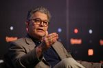 U.S. Sen. Al Franken, D-Minnesota, talked with Texas Tribune CEO Evan Smith at The Texas Tribune Festival on Sept. 22, 2017.