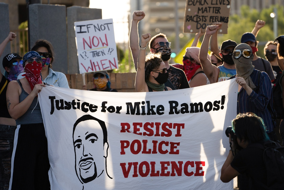 Austin Police Video Of Mike Ramos Fatal Shooting Released The Texas Tribune