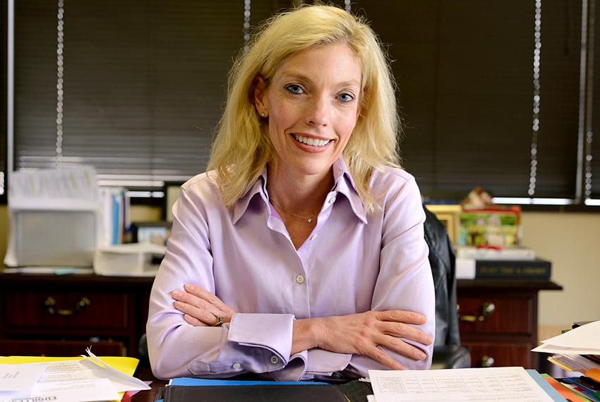 Susan Lilly, President of Lilly and Company.