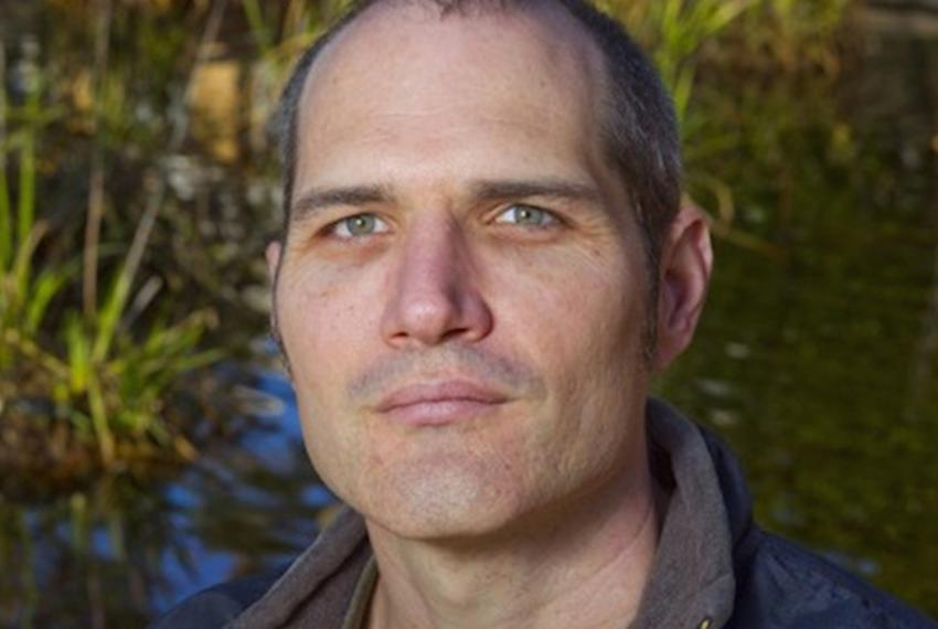 Jason M. Evans is an assistant professor of environmental science at Stetson University.