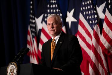 Former U.S. Rep. Pete Sessions was a Dallas congressman for 22 years.
