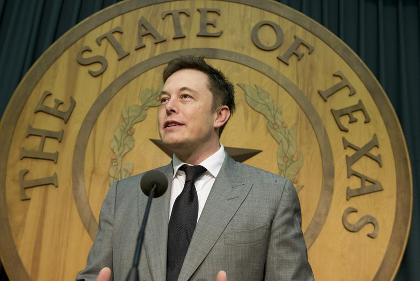 Elon Musk of Tesla and SpaceX urges Texas lawmakers to pass a bill permitting him to sell his all-electric cars through fr...