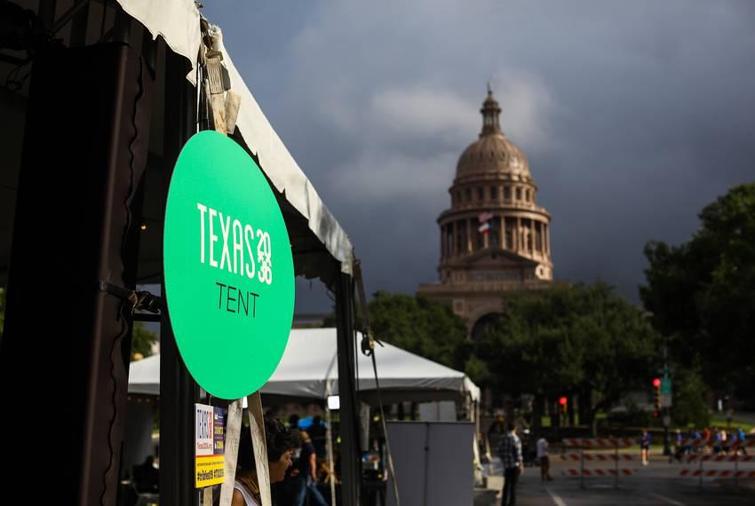 The Texas Tribune Festival on Saturday, Sept. 28, 2019.