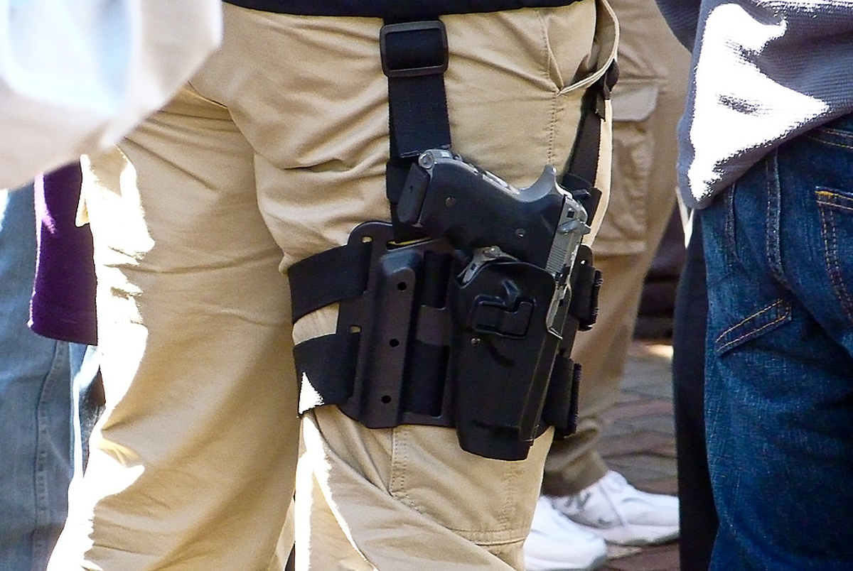 Gun Control Group Hires Security for Capitol Hearing