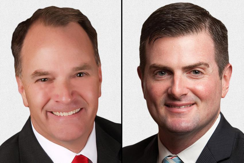 State Reps. Steve Toth, R-The Woodlands, and Brandon Creighton, R-Conroe, faced off for the vacant Senate District 4 seat in…