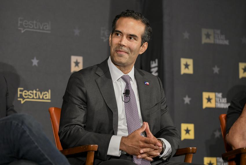 George P. Bush at The Texas Tribune Festival in 2016.