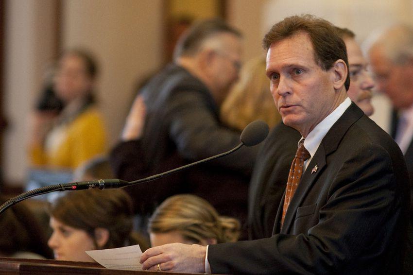 State Rep. John Zerwas, R-Simonton