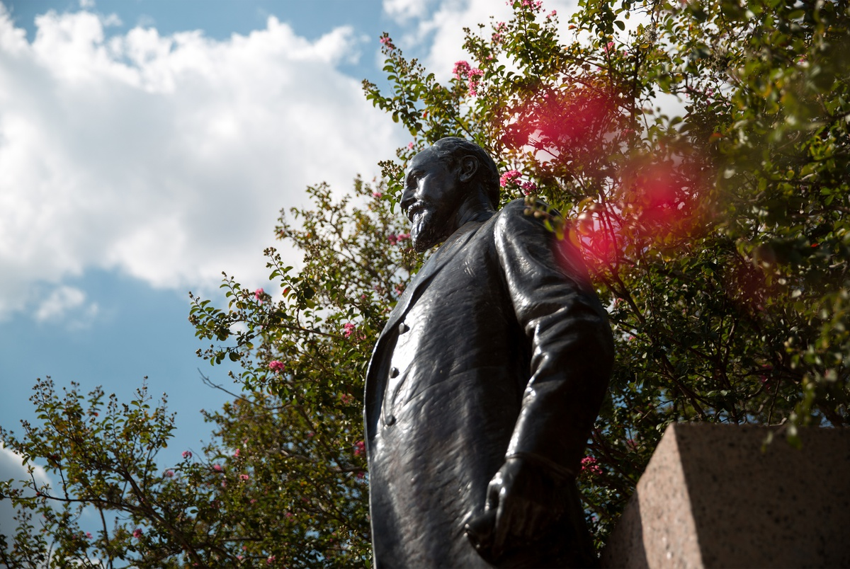 Texas A&M can't remove Sul Ross statue without the Legislature's approval, Texas Attorney General Ken Paxton says