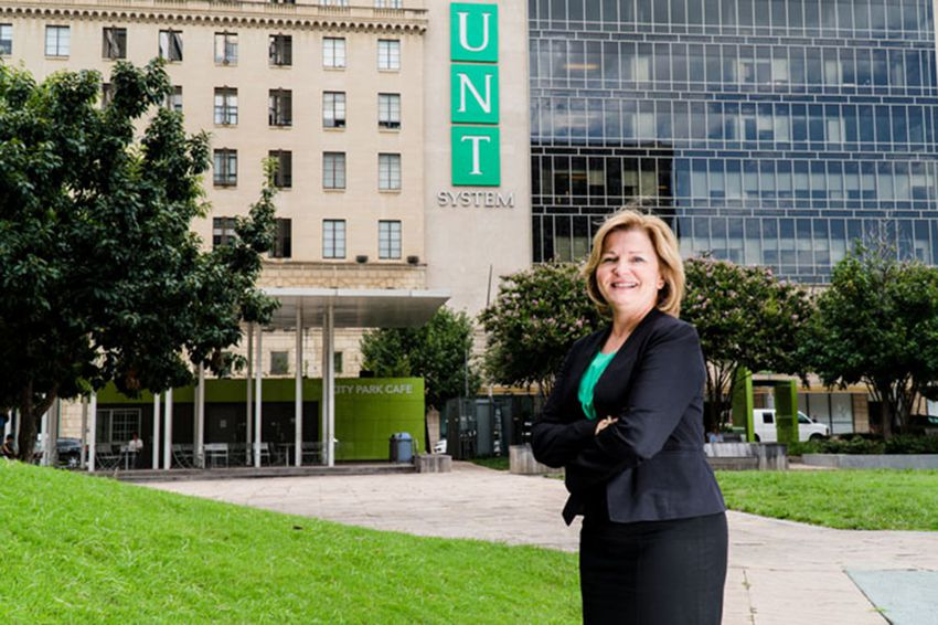 Lesa B. Roe was named sole finalist for the position of chancellor byThe University of North Texas System Board of Regents.