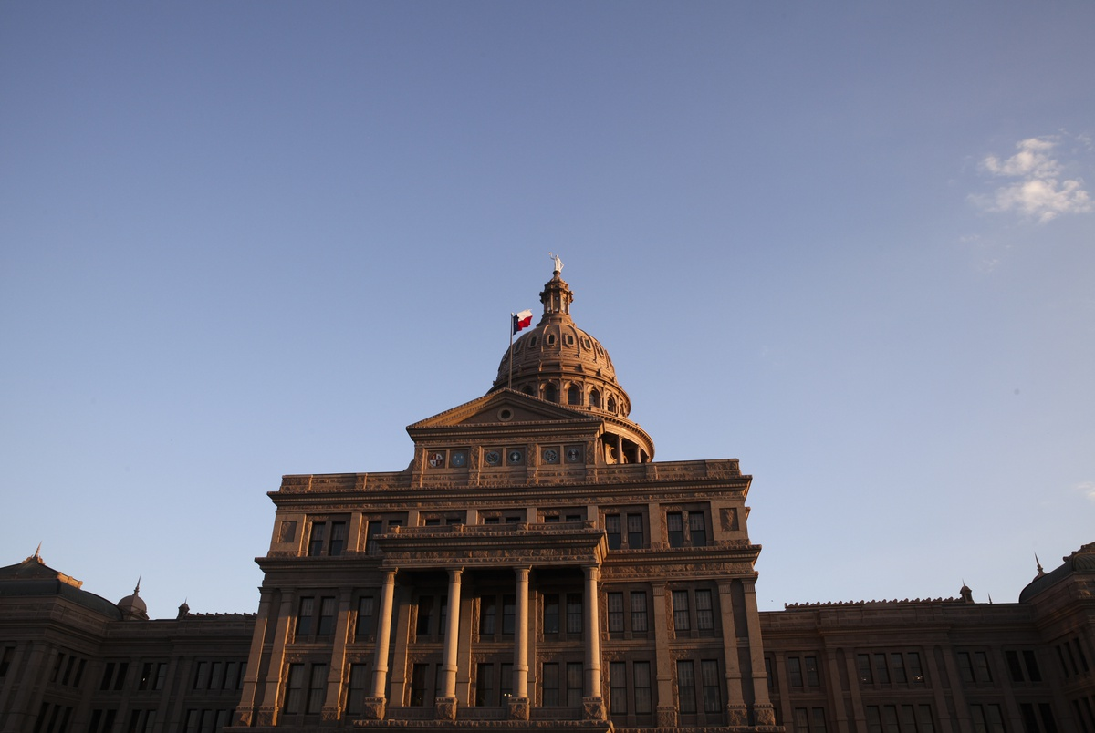 texastribune.org - Davis Rich - How hard should creating a Texas income tax be? Voters will decide with Prop. 4