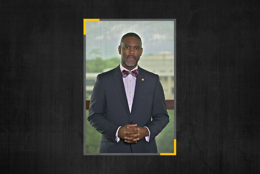 Texas Southern University President Austin Lane is on paid administrative leave.