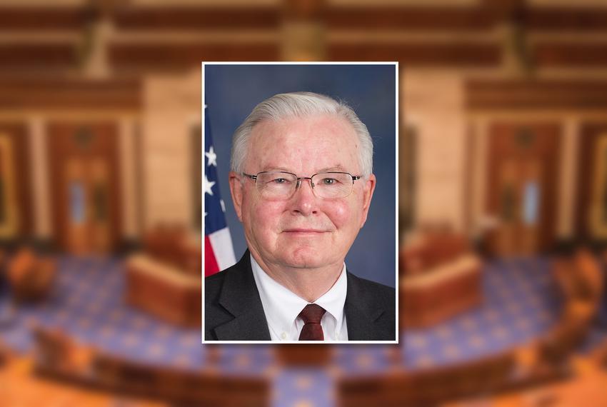 U.S. Rep. Joe Barton (R-Ennis).