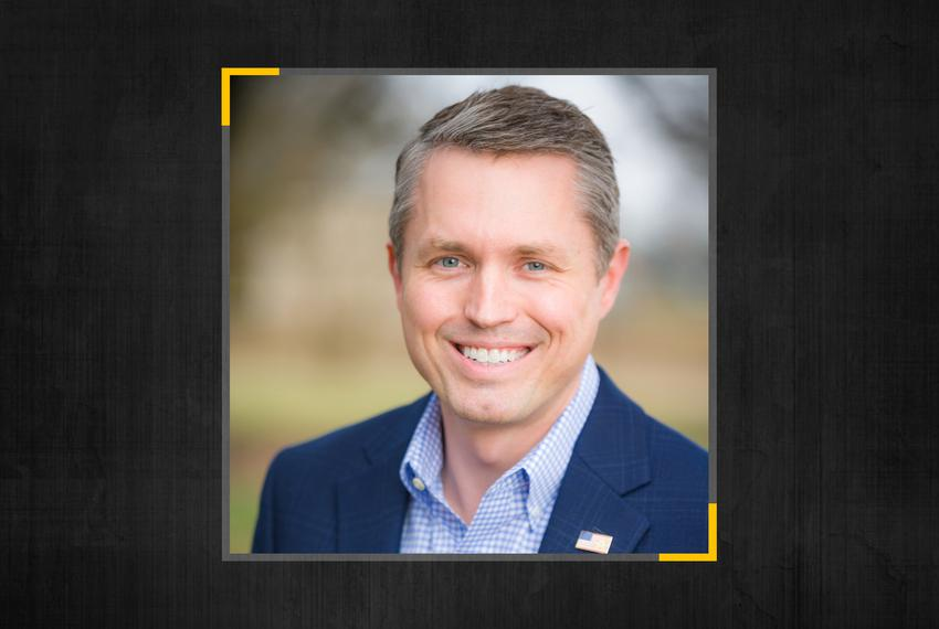 Brian Harrison is running to fill the House District 10 seat in North Texas.