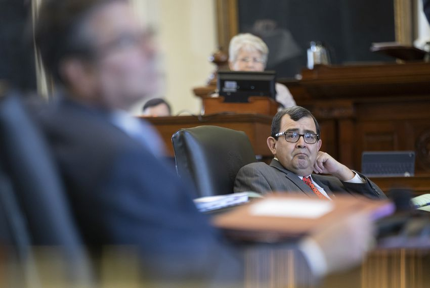 Only one Republican in the Texas Senate — Pete Flores of Pleasanton — is in immediate political peril next year.