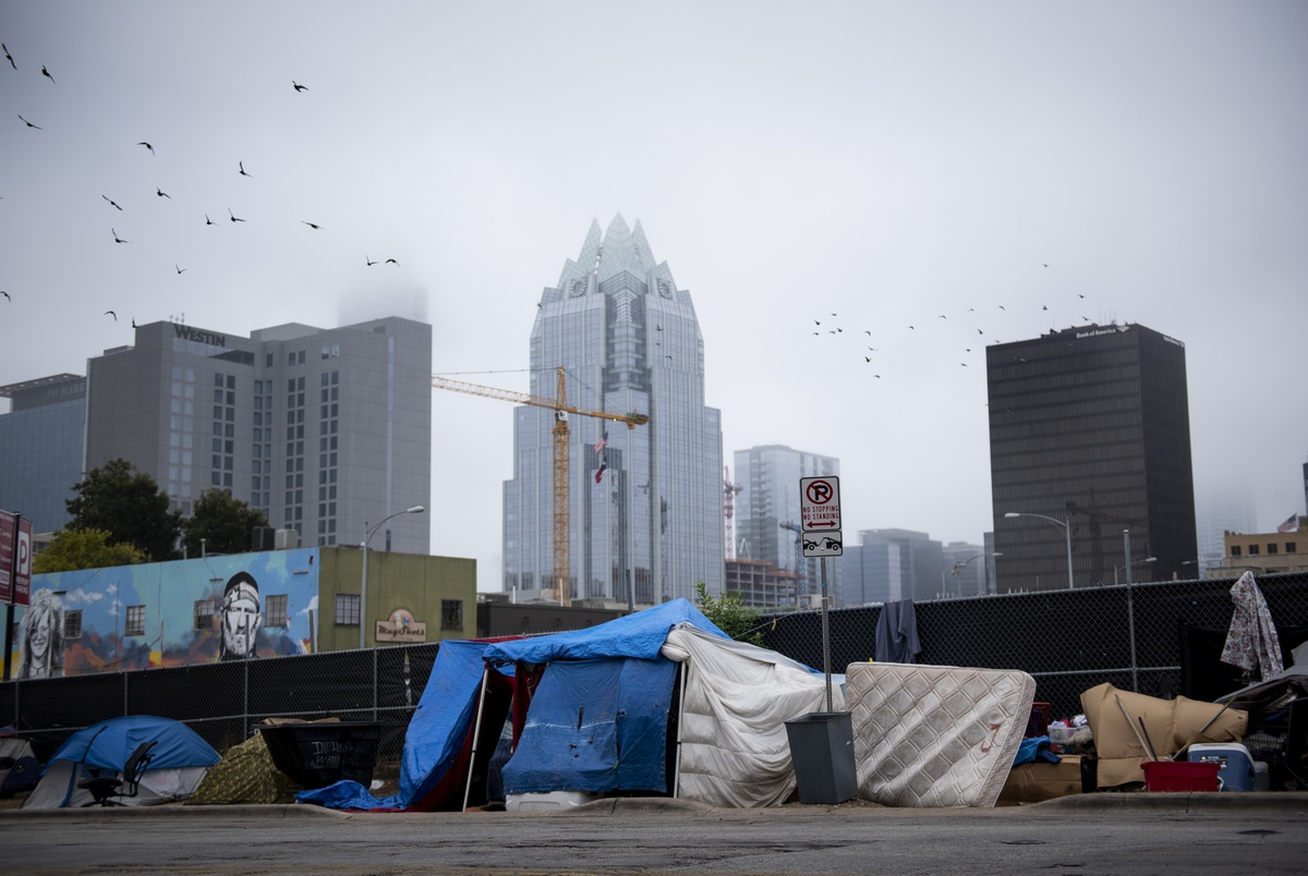 Homeless In Texas Everything You Need To Know The Texas Tribune