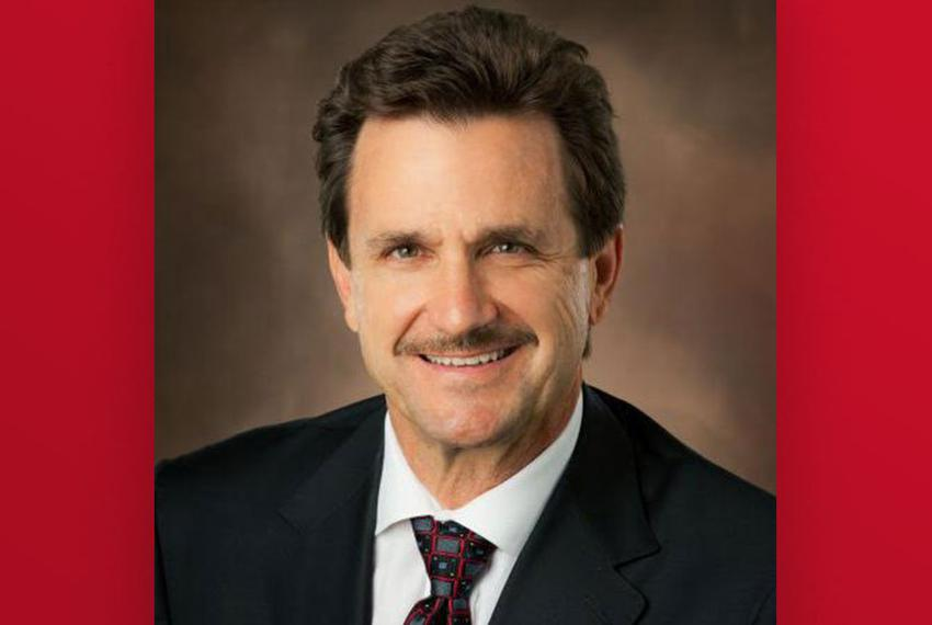 Lawrence Schovanec has been selected as the next president of Texas Tech University.