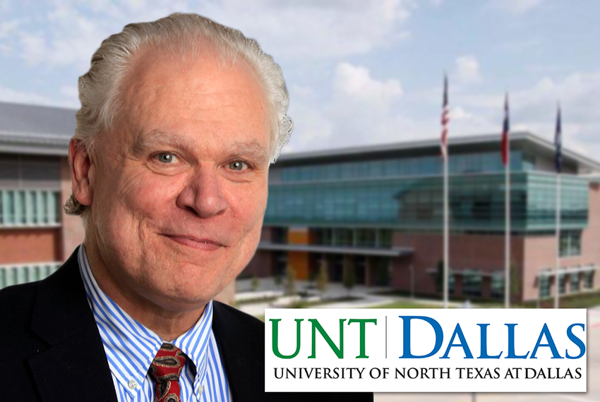 Bob Mong, former editor of The Dallas Morning News, was named the next president of the University of North Texas at Dalla...