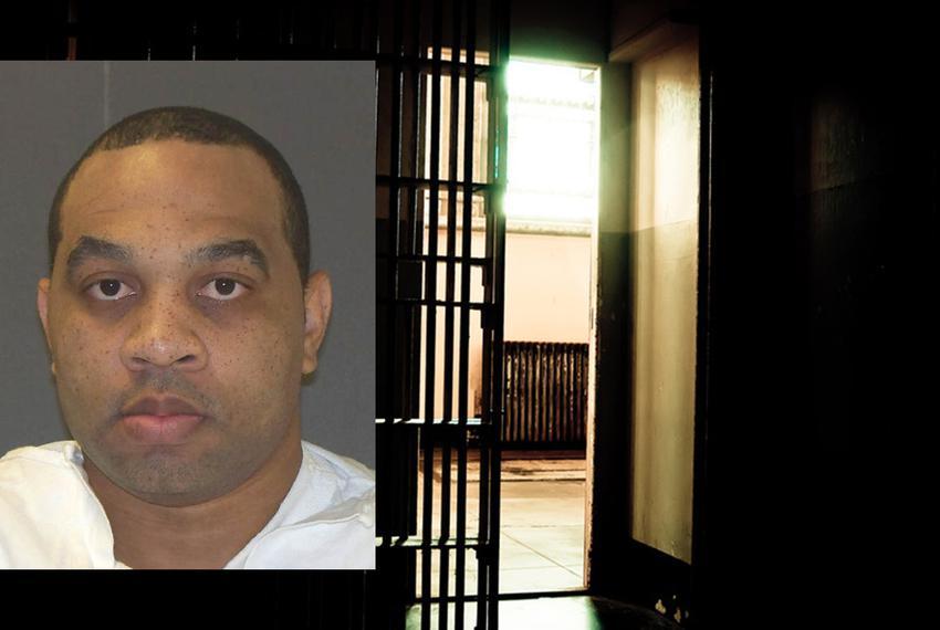 Tilon Lashon Carter, sentenced to death for the 2004 murder of James Eldon Tomlin.