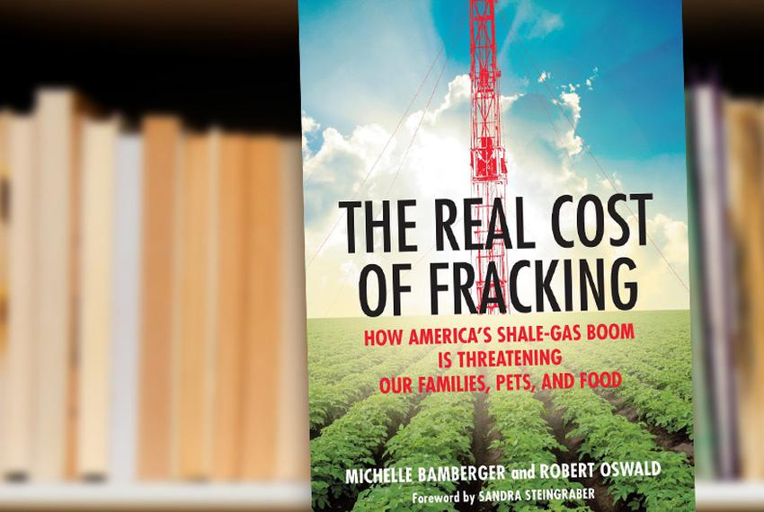 The Real Cost of Fracking: How America's Shale Gas Boom Is Threatening Our Families, Pets, and Food by Michelle Bamberger