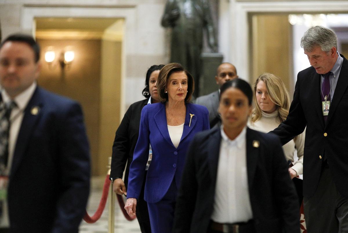 Texans In Congress Vote To Pass Coronavirus Spending Bill The