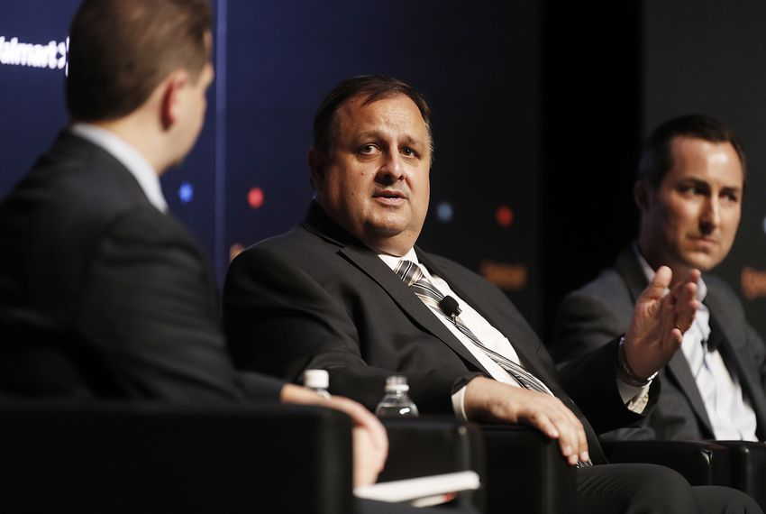 """At the """"Trump, Ethics and the Law"""" panel,Walter Shaub, senior director of ethics at the Campaign Legal Center and former director of the U.S. Office of Government Ethics, discusses the Trump administration."""