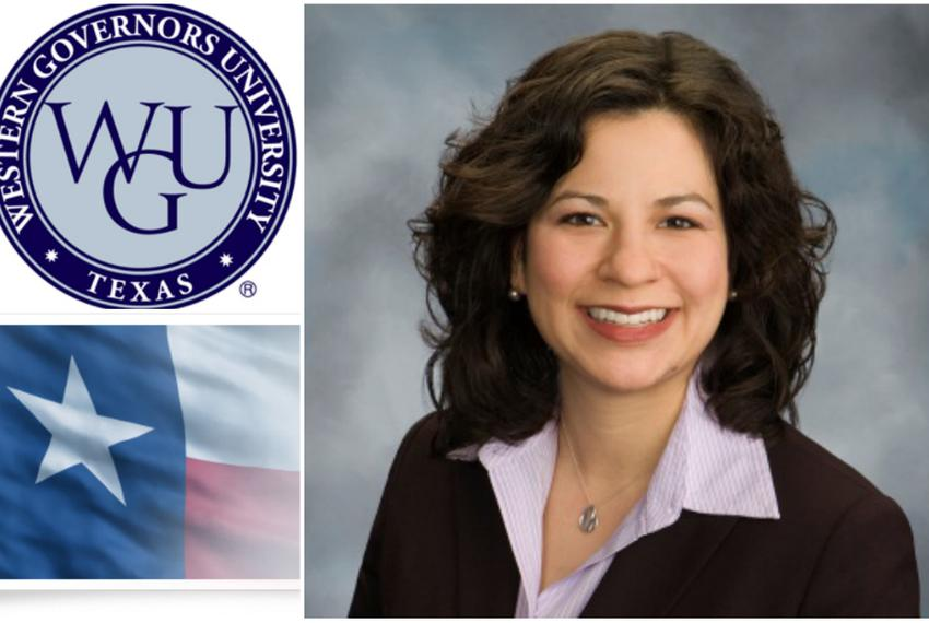 """Veronica """"Ronnye"""" Vargas Stidvent, newly-named chancellor of Western Governor's University."""