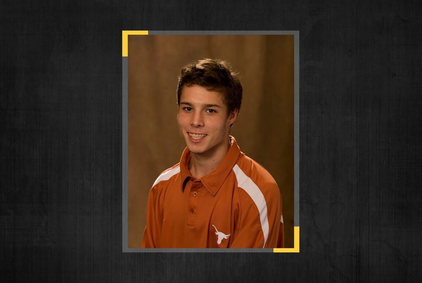 Philip Wood, a former UT track runner, was killed in Austin in 2014 by a driver who left the scene of the accident.