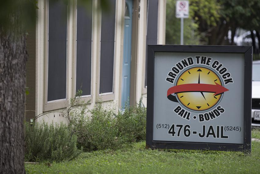 County officials and bail bond companies throughout the state are monitoring the federal lawsuit against Harris County's bai…