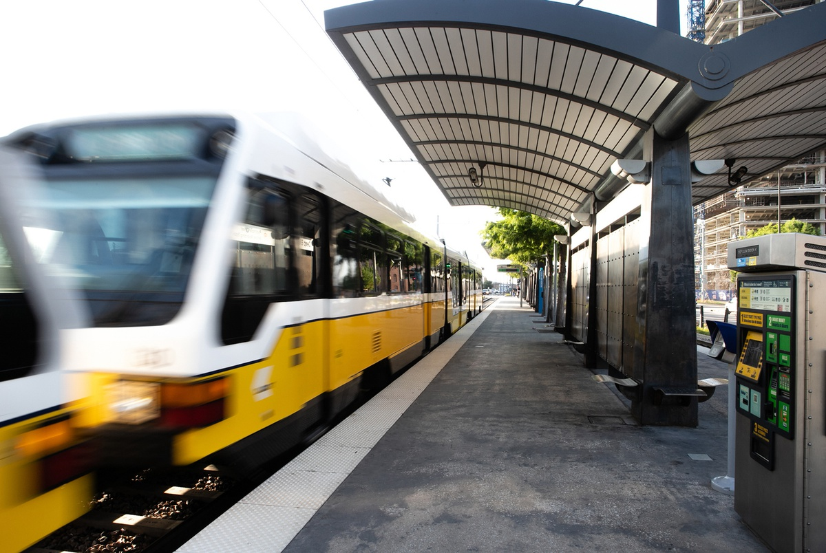 Texas Public Transportation Open Amid Coronavirus But Service May Change The Texas Tribune