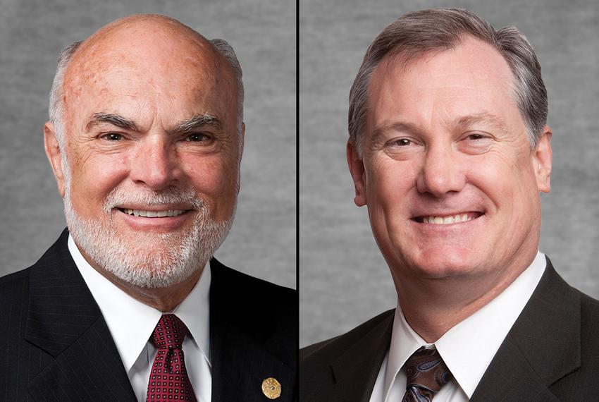 Robert Nichols and Travis Clardy