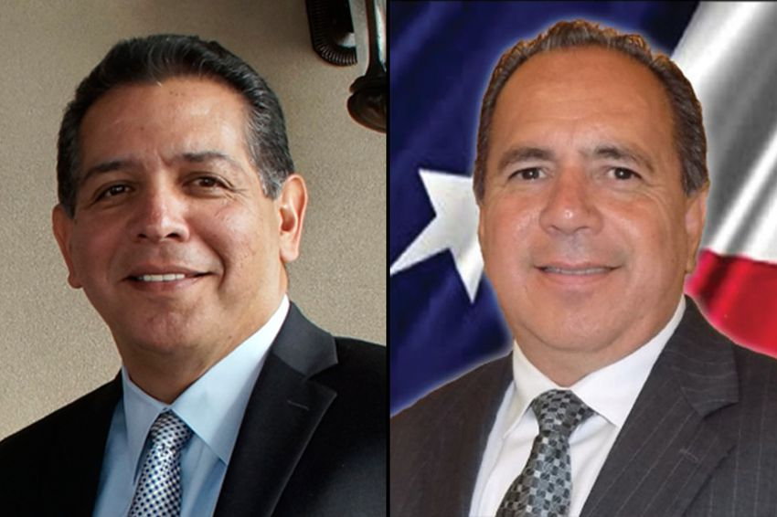 Republican Rep. John Lujan, (l) and Democrat Tomas Uresti face off again this election in state House District 118.